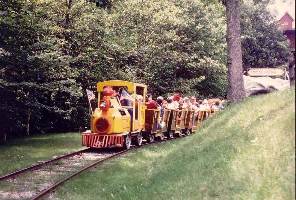 History of Tweetsie Railroad in WNC
