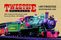 Tweetsie Railroad Golden Rail Season Pass